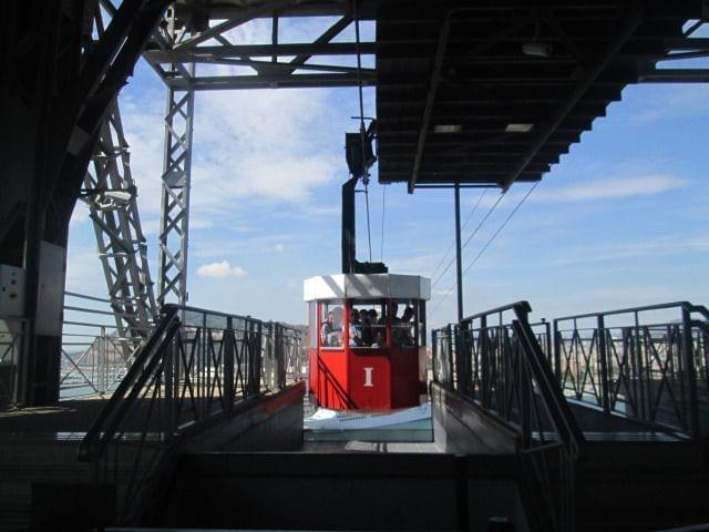 Barcelona Cable Car in Montjuïc