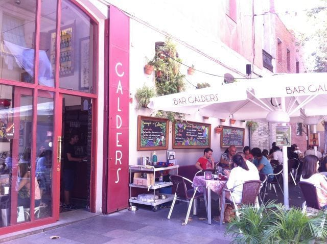"""Bar Calders. A """"must"""" of Sant Antoni"""