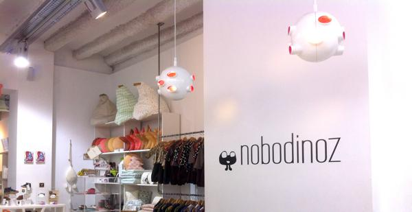 Nobodinoz, first concept store for children in Barcelona
