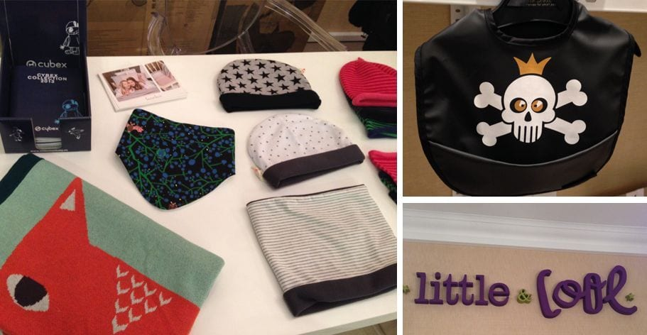 Little & Cool: infantile clothes and gourmet products  for kids