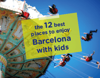 Best 12 places to enjoy Barcelona with kids