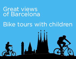 Best bike tours in Barcelona with kids
