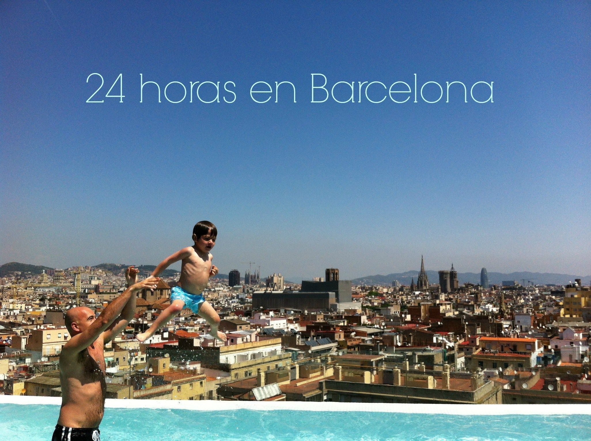 Where to stay in Barcelona with children?