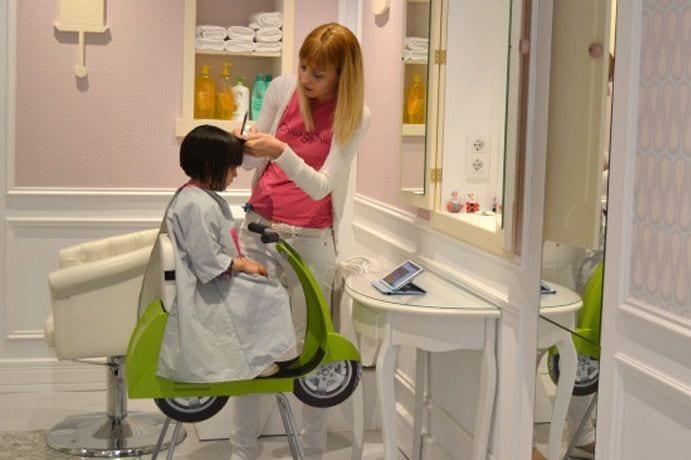 peluqueria para niños barcelona