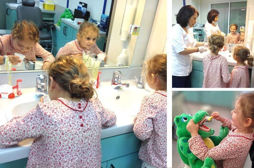 Clinica dental infantil barcelona