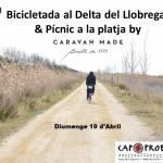 BIcicletada por el delta del Llobregat