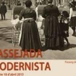 Passejada modernista