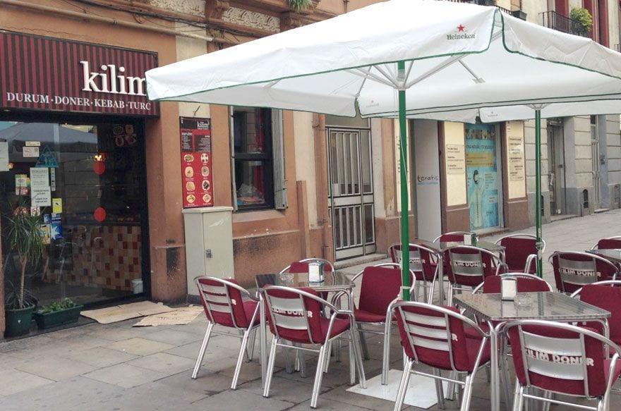 Carrer Blai Barcelona