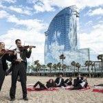 concert ocb platja barcelona