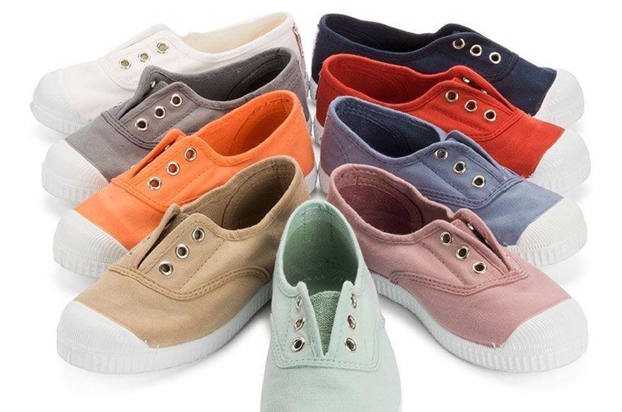 zapatillas infantiles pisamonas