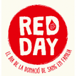 Red day barcelona colours