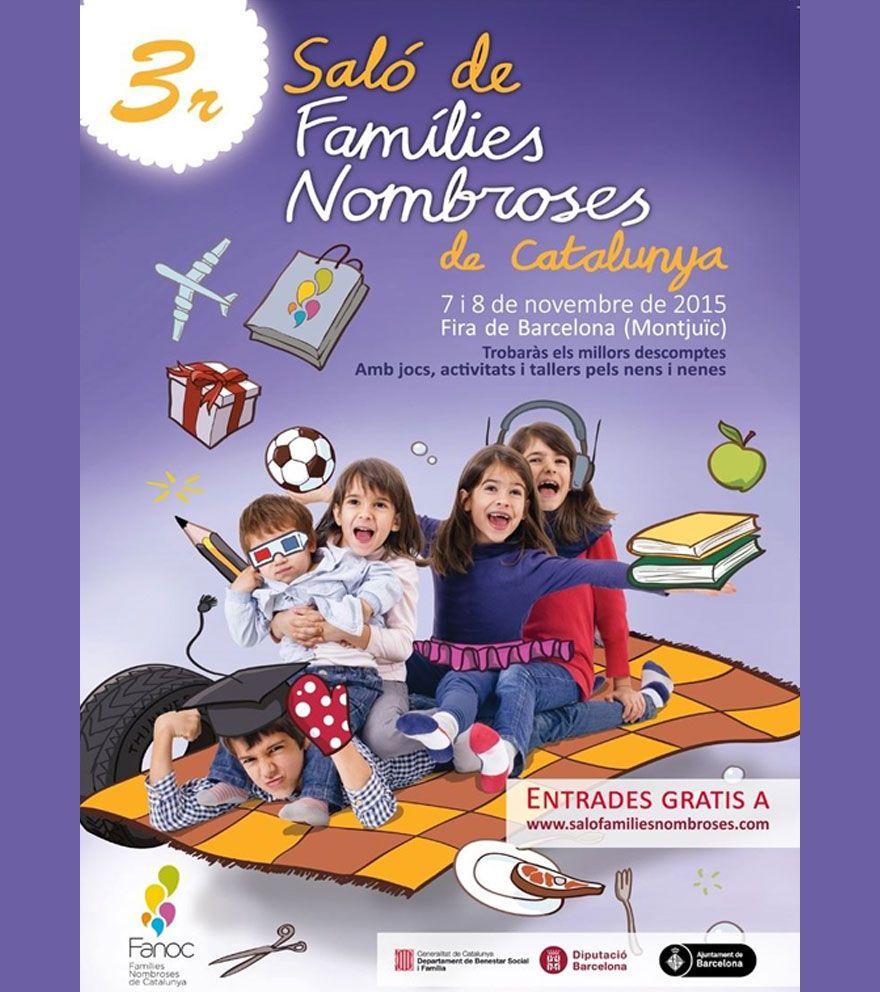 salon familias numerosas cataluña