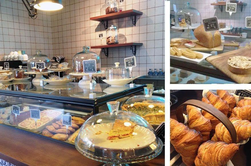 Tartela cafetería pastelería Barcelona