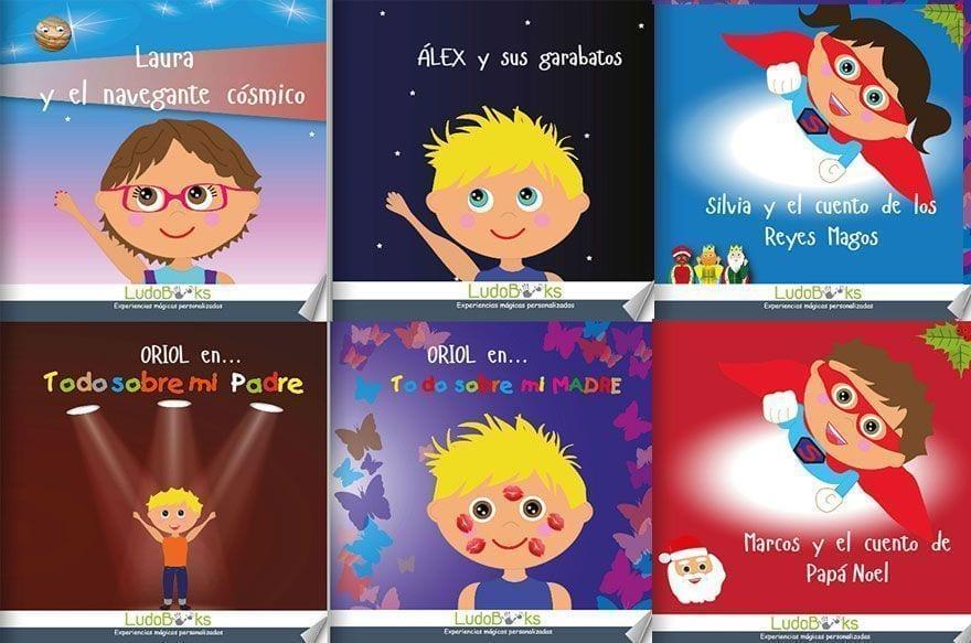 Ludobooks | Cuentos infantiles personalizados