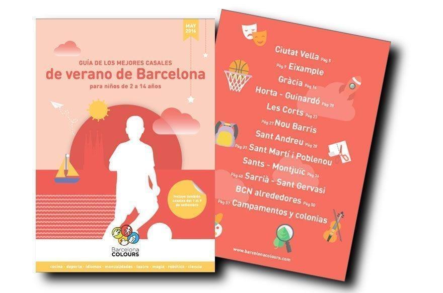 Guia los mejores casales de verano para niños   Barcelona Colours