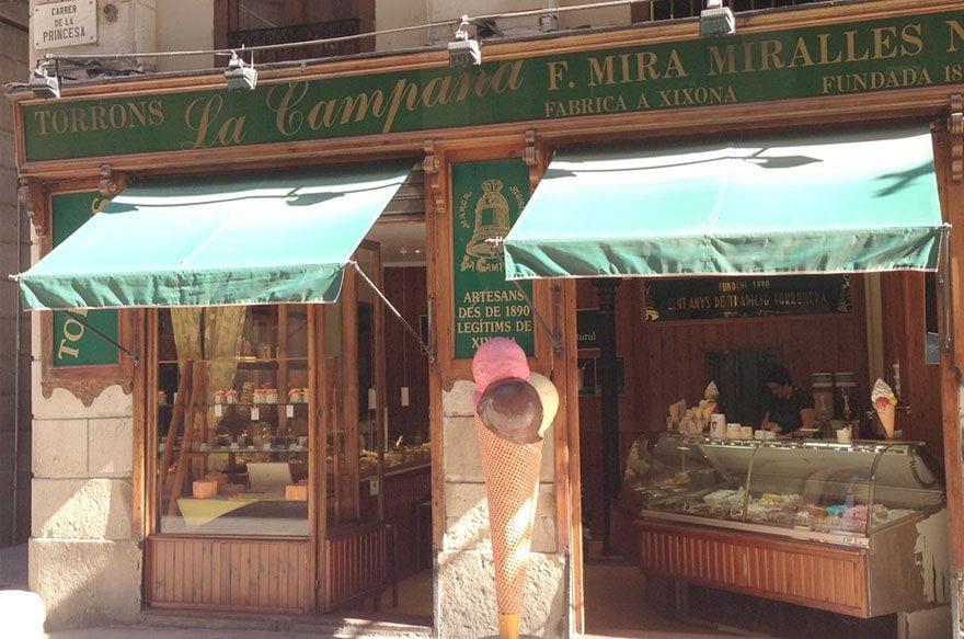 mejores helados de barcelona
