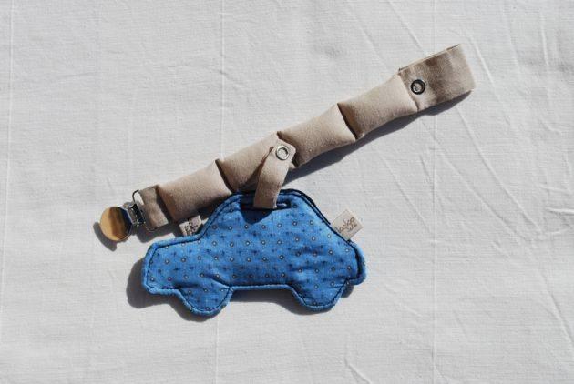 Originales porta-chupetes made in Barcelona