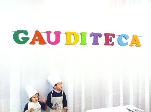 La Gauditeca, una comida de lujo.