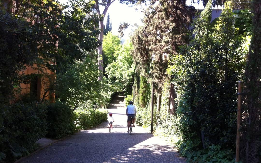 Los 10 mejores parques de barcelona barcelona colours for Parques de barcelona