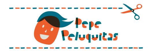 Sorteo de un corte de pelo infantil en Pepe Peluquitas