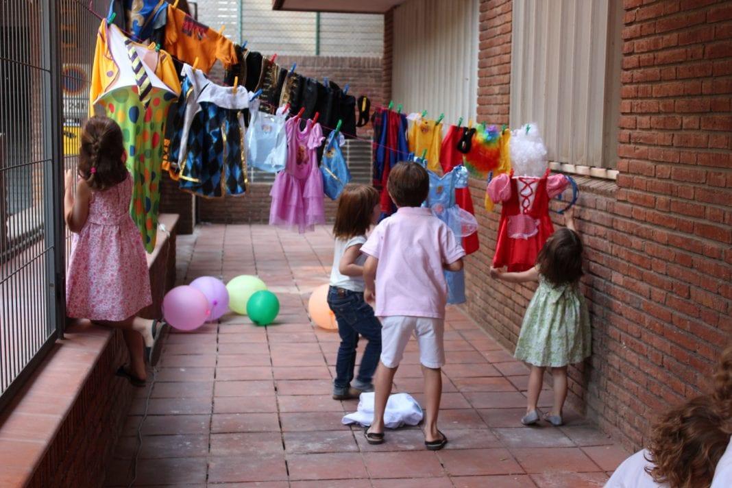 Disfraces fiesta infantil