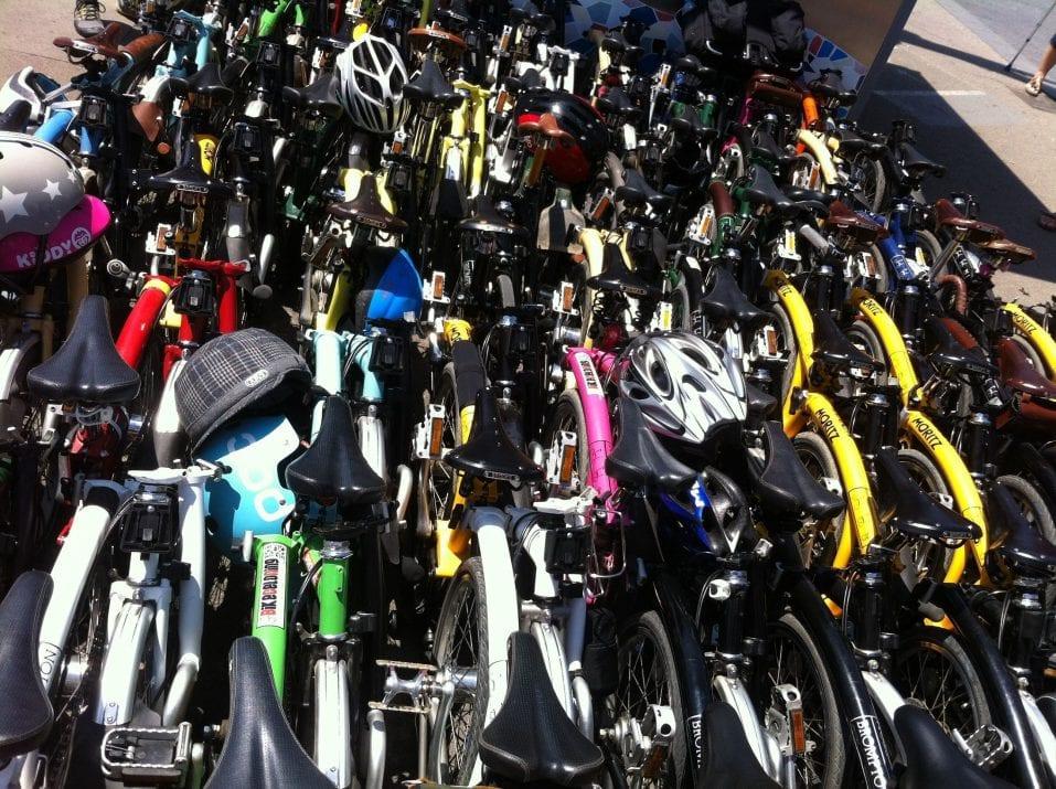 bicicletas Brompton Barcelona