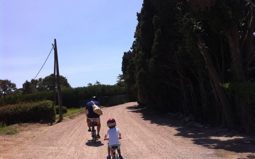 Via verde Palafrugell – Playa del Castell. Ruta en bici