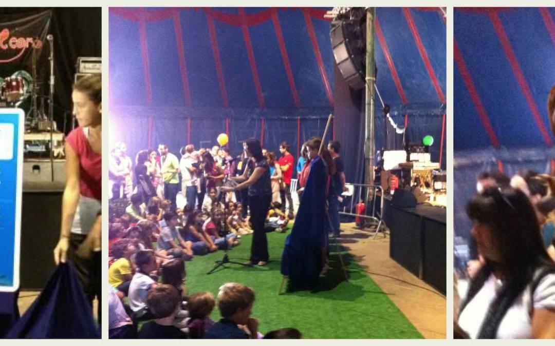 Festival Pequeños Camaleones