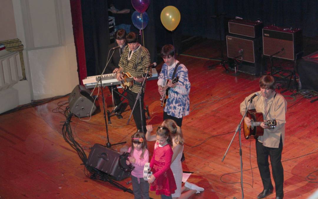 Beatles for kids en l'Aliança del Poblenou