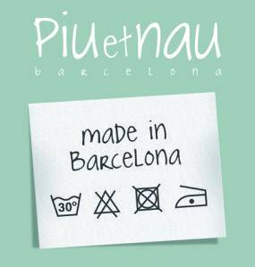 Piu et Nau. Let kids be kids. Made in Barcelona.