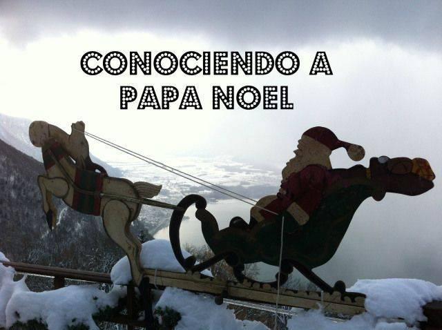 Conocer a Papá Noel en Montreux, Suiza. Escapada.