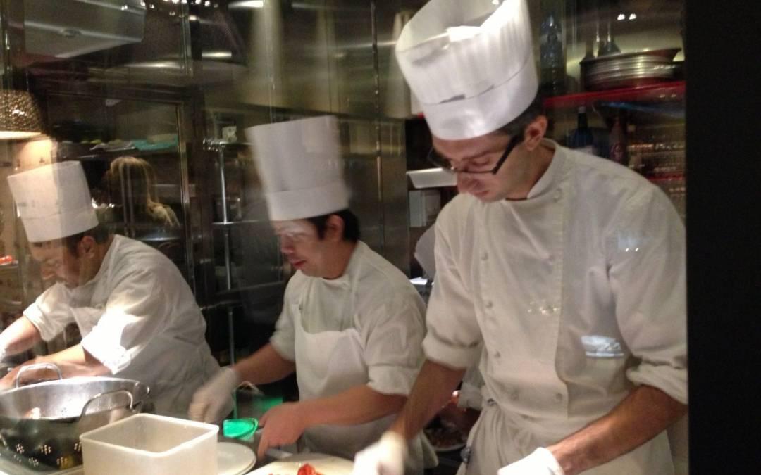 TWO CASA: en el restaurante TUSET hoy cocinas tú
