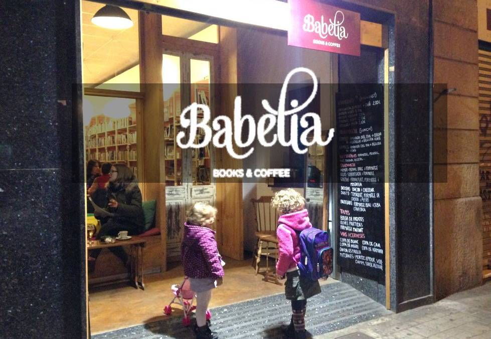 Babelia coffee & books