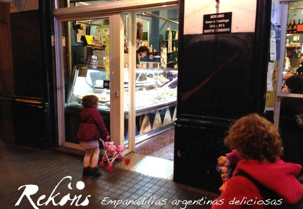 Rekons Urgell, las mejores empanadas argentinas en Barcelona