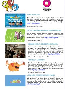 Actividada para hacer con niños en Barceloan