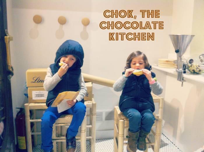 Chöc, unos de los mejores donuts de Barcelona