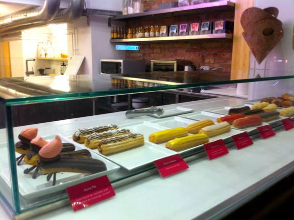 Chocolate con churros Barcelona