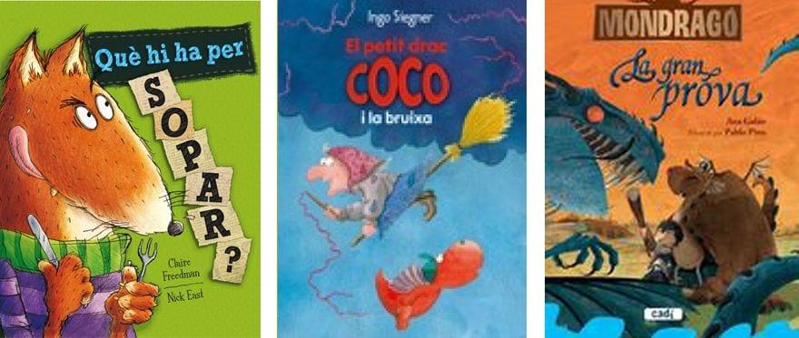 llibres infantils sant jordi