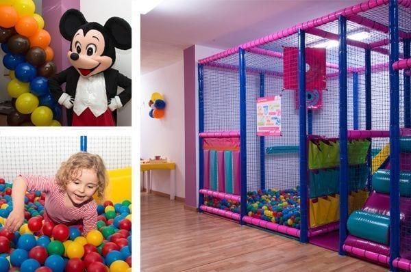 Festial, fiestas infantiles en Barcelona