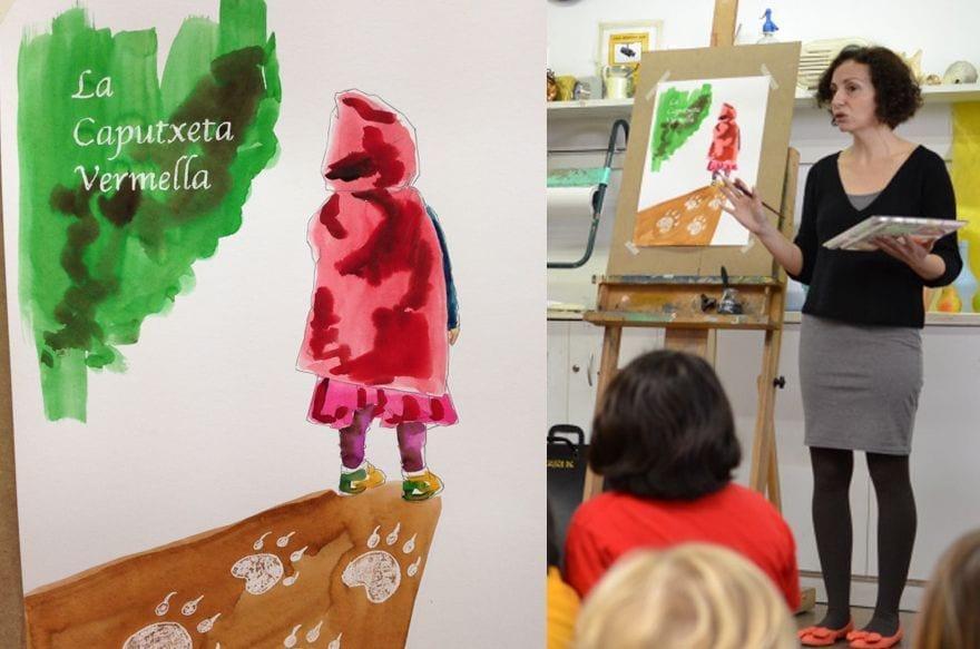 clases dibujo infantil