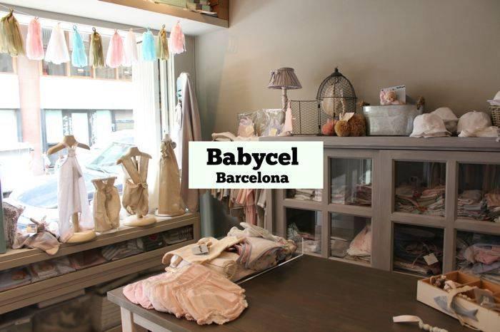 Babycel, nueva tienda de ropa de niños.