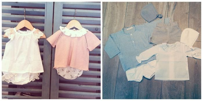 Tienda moda bebé Babycel