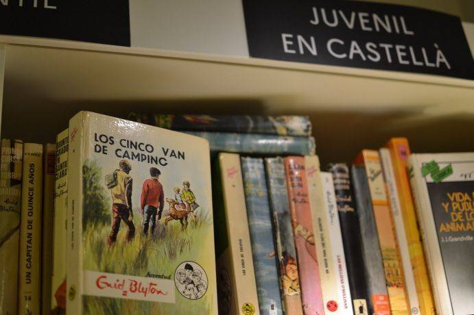 Re-Read, una librería Low Cost