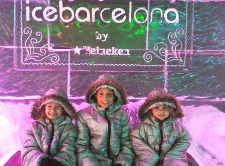 ICE BAR EN BARCELONA