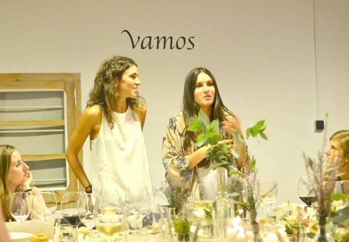 Encuentro blogueras: Allegorein Dinner Barcelona