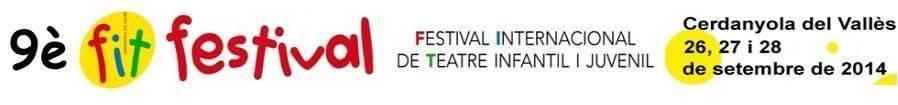 Sorteo de 10 entradas para FIT (Festival de Teatro Infantil)