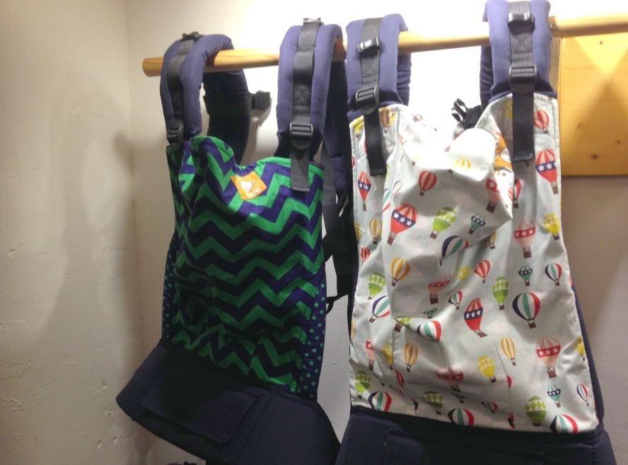 kangura mochilas ergonomicas bebes