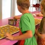 Clases de cocina para niños con Eulàlia Fargas