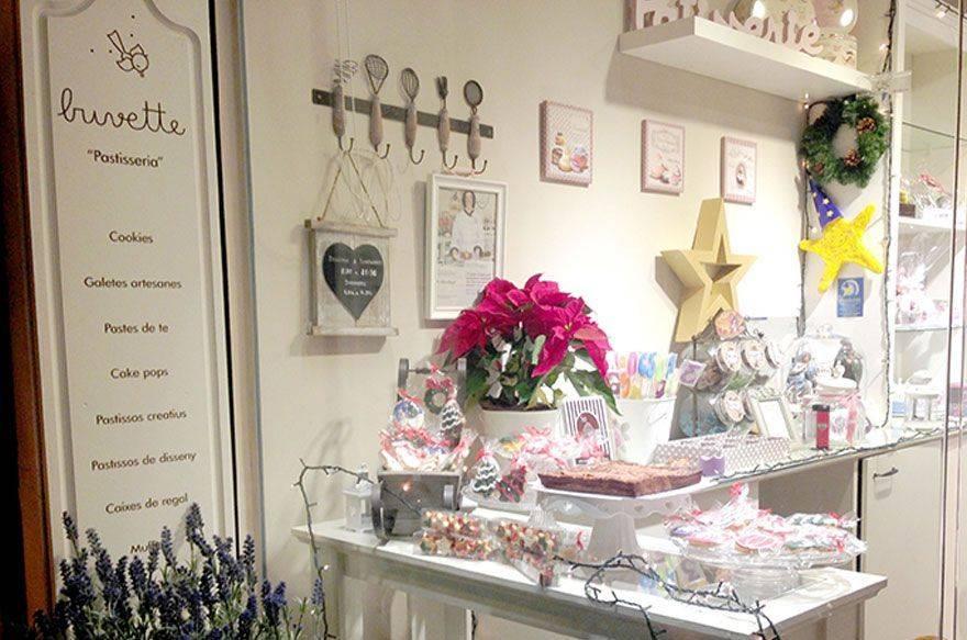 Buvette, pastelería y salón de té