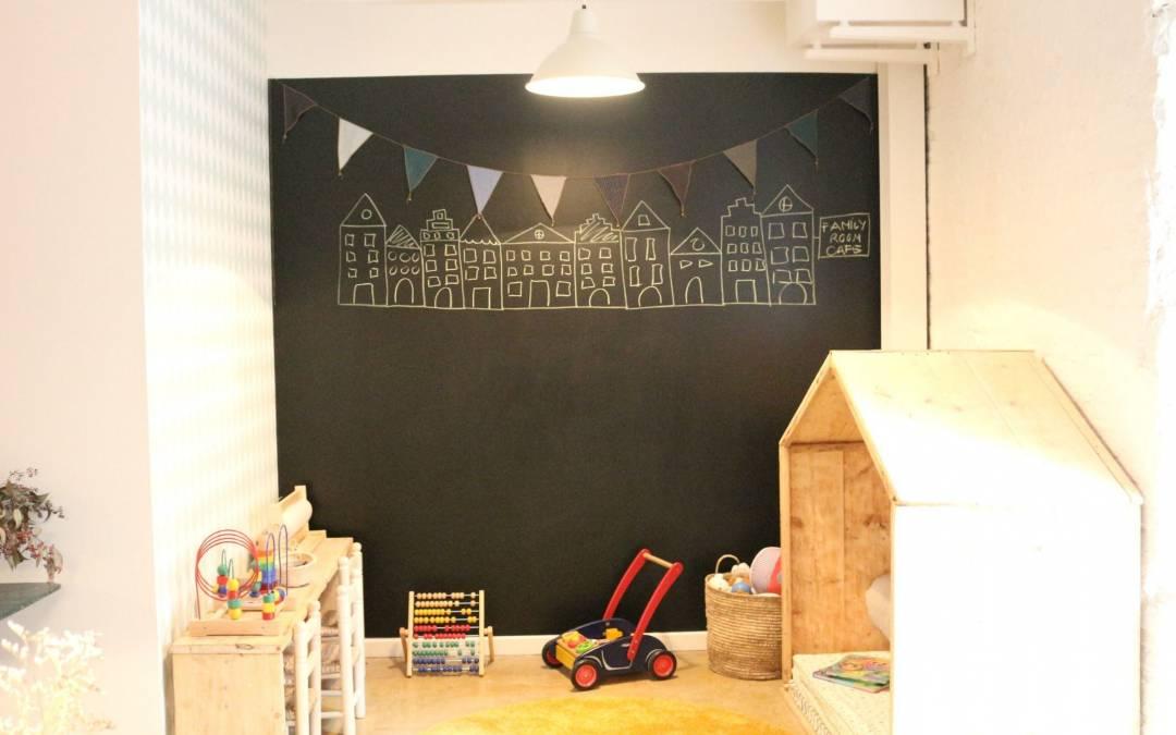 Family Room Café, la nueva cafetería para ir con niños